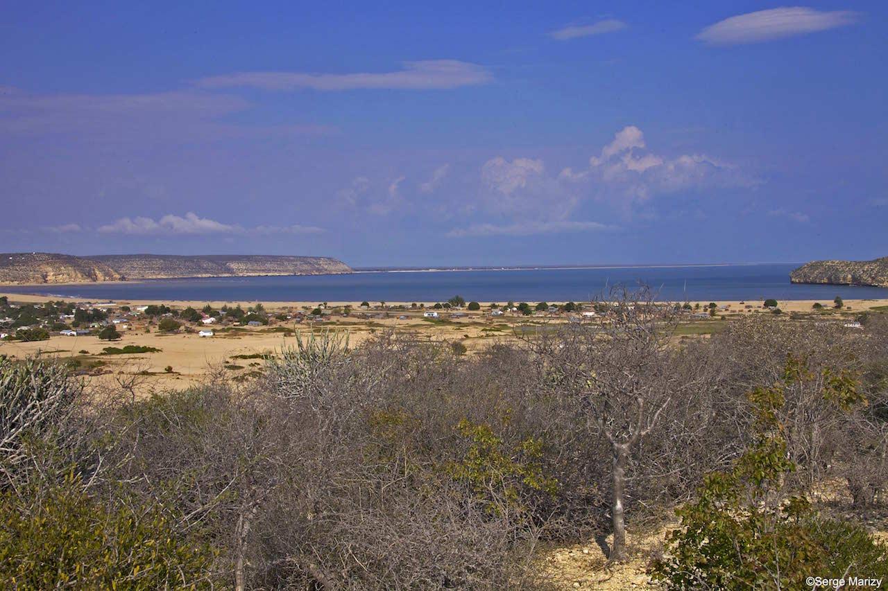 Vue panoramique des plages de Tulear