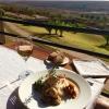 Lunch au palais Paysan avec vue sur l'Atlas