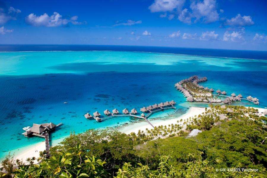 L'hôtel Hilton Bora Bora nui resort and spa