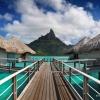 L'hôtel Méridien de Bora Bora