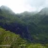 Montagnes de Raiatea.