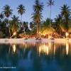 Pension sur l'ile de Dahe
