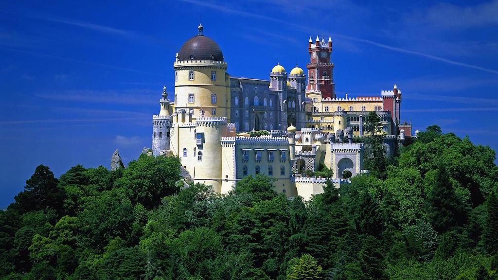 Le palais de Pena de Sintra