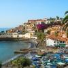 Funchal sur l'île de Madère