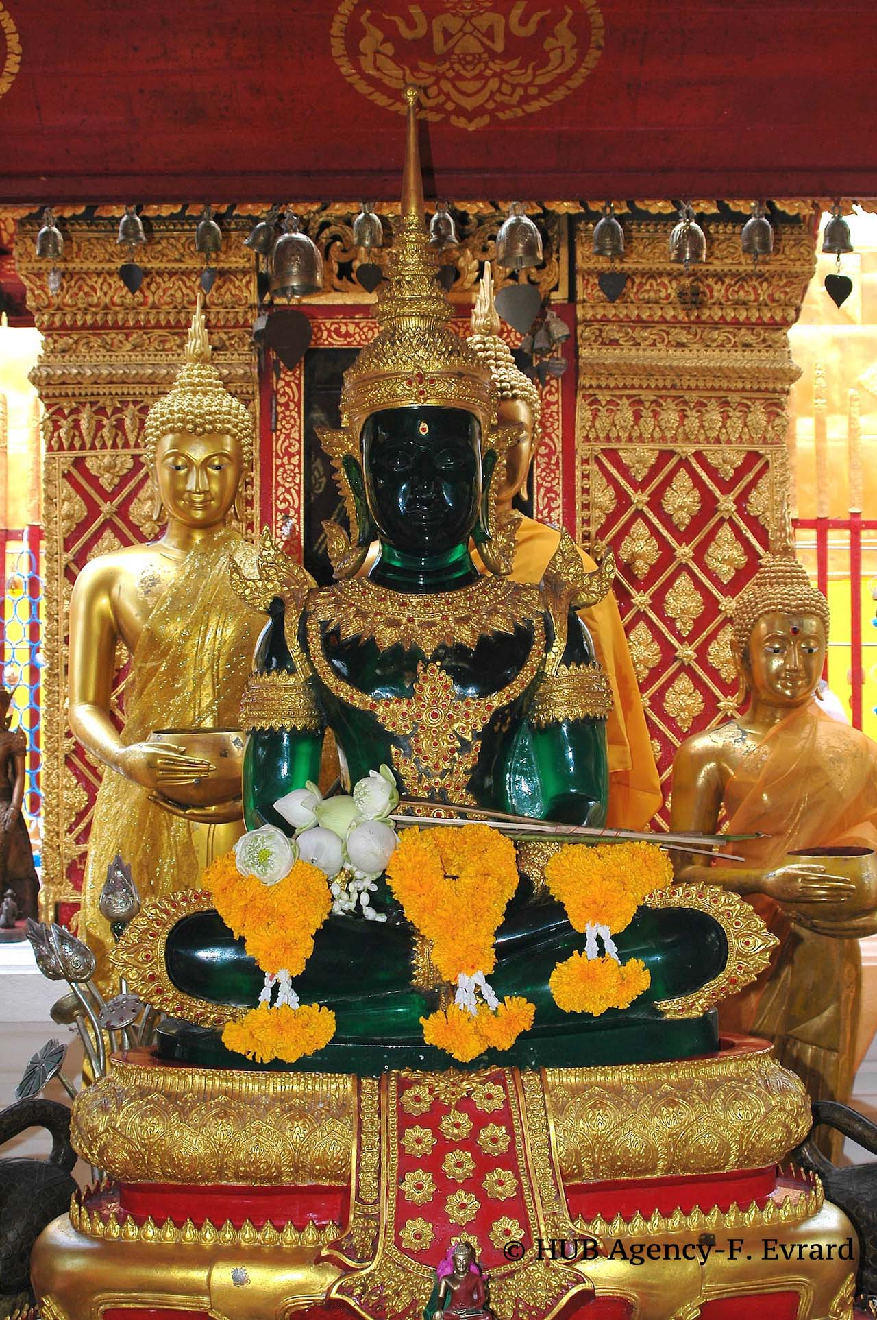 Bouddha d'émeraude Doi Suthep