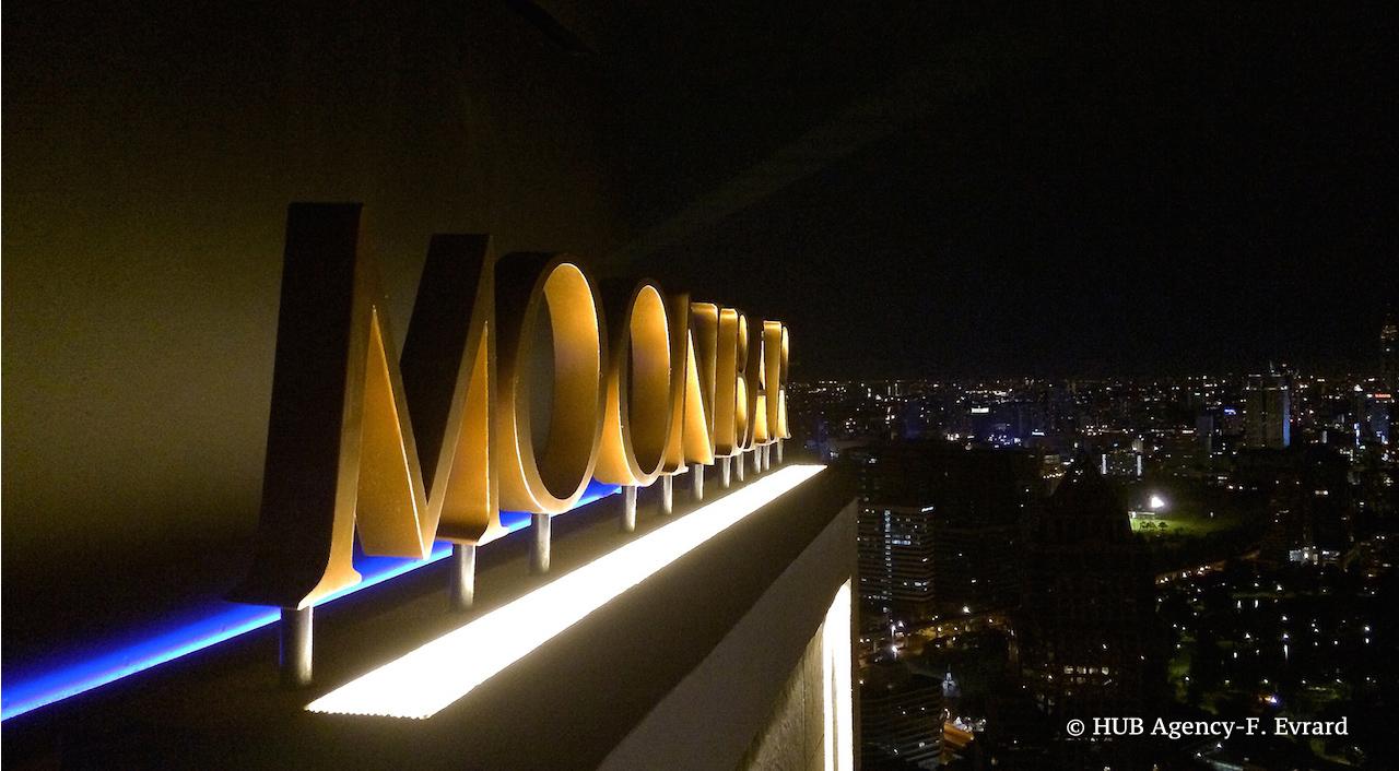 Moon bar Banyan Tree Bangkok