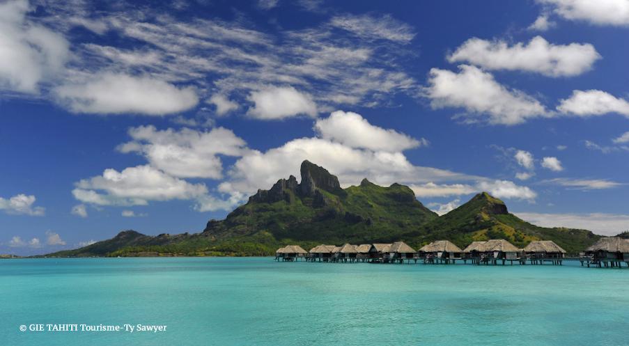 Séjours balnéaires Polynésie française Tahiti et ses îles  Bora Bora