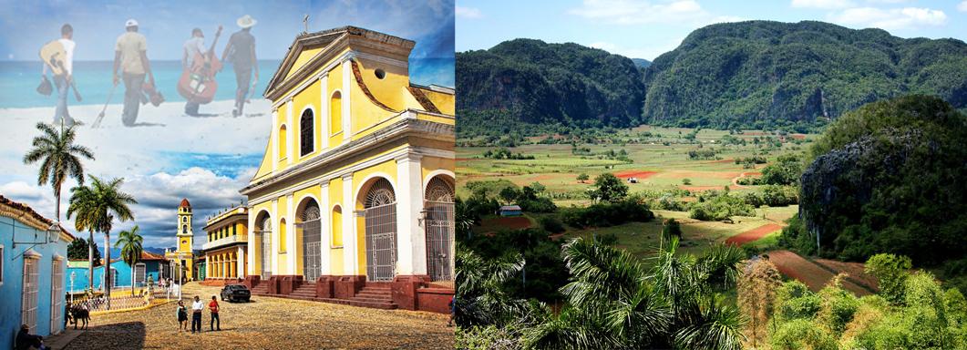 Cuba varadéro Trinidad La vallee de Vinales