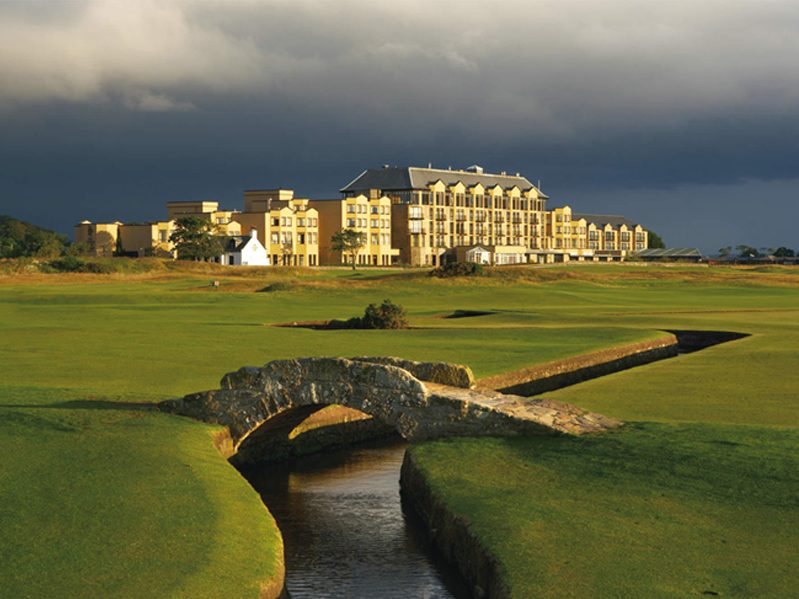 Golf St Andrews scotland Ecosse