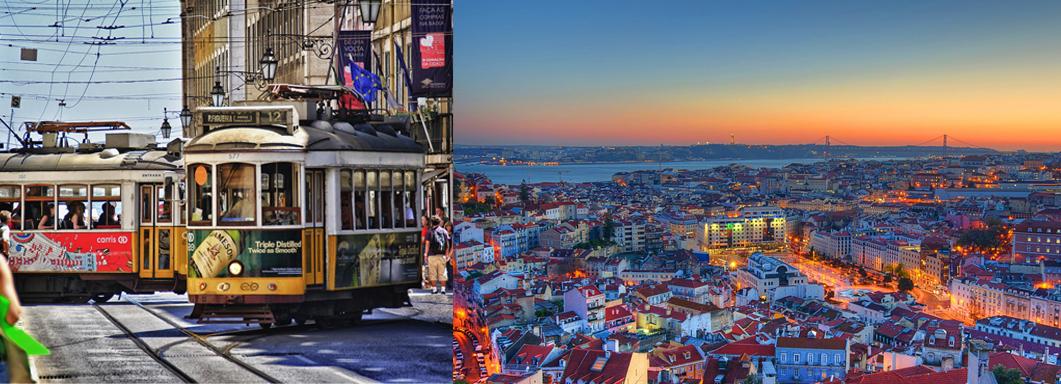 Lisbonne le temps d'un week-end city short trips