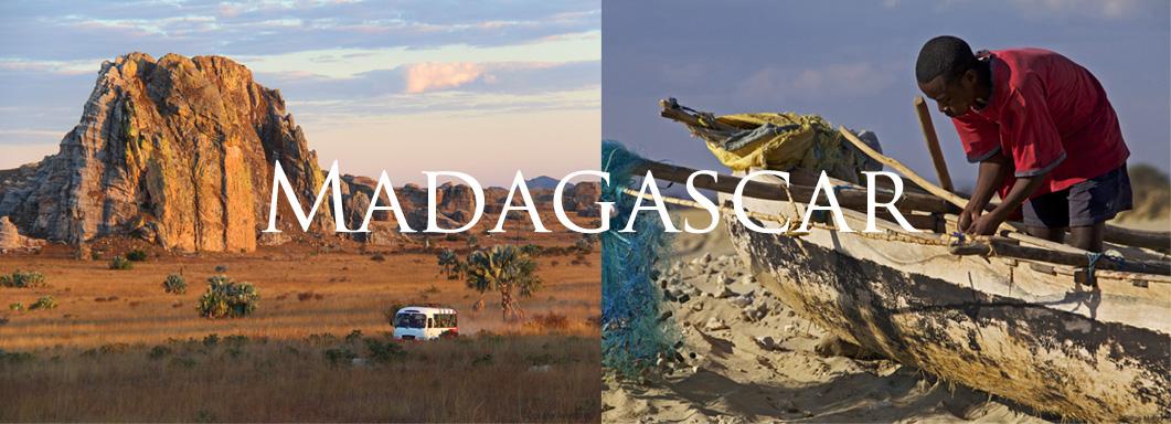 Madagascar antananarivo fianarantsoa ifaty baobab lemurien tulear