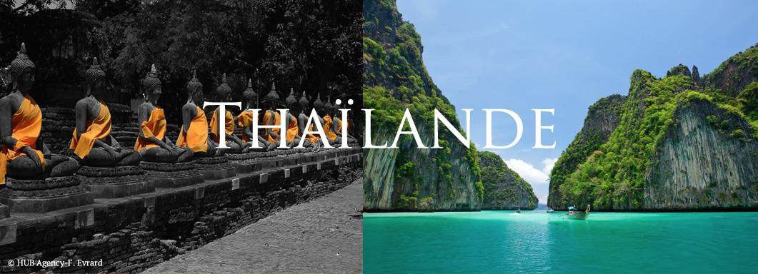 Thaïland Bangkok Krabi Phuket Ayuthaya Sukhotai boudha
