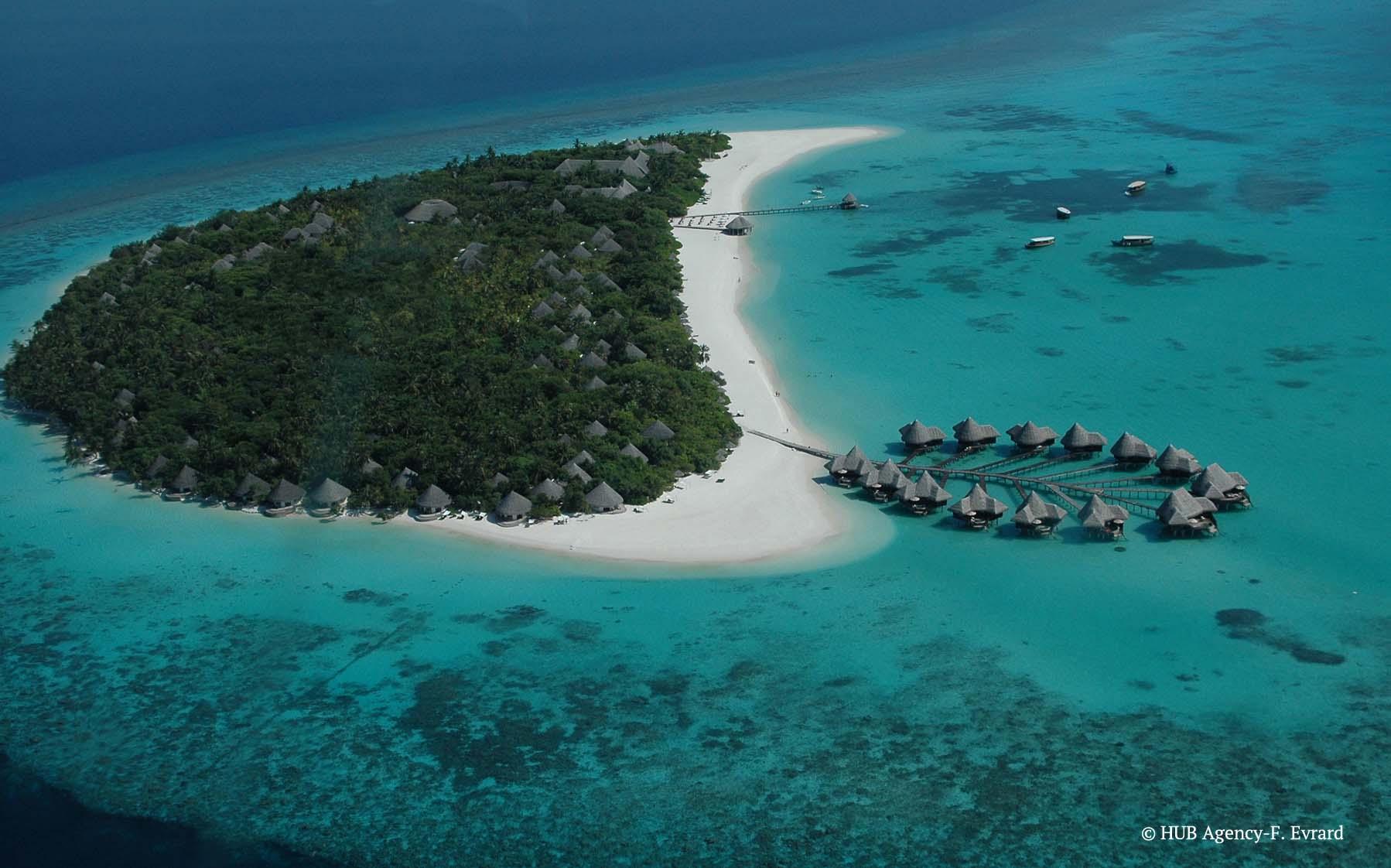 Lune de miel voyage de noce Iles Maldives plage spécial couple intimité